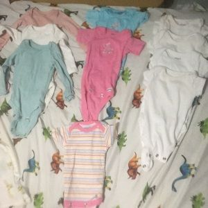 Other - Baby onesies all newborn  and preemie